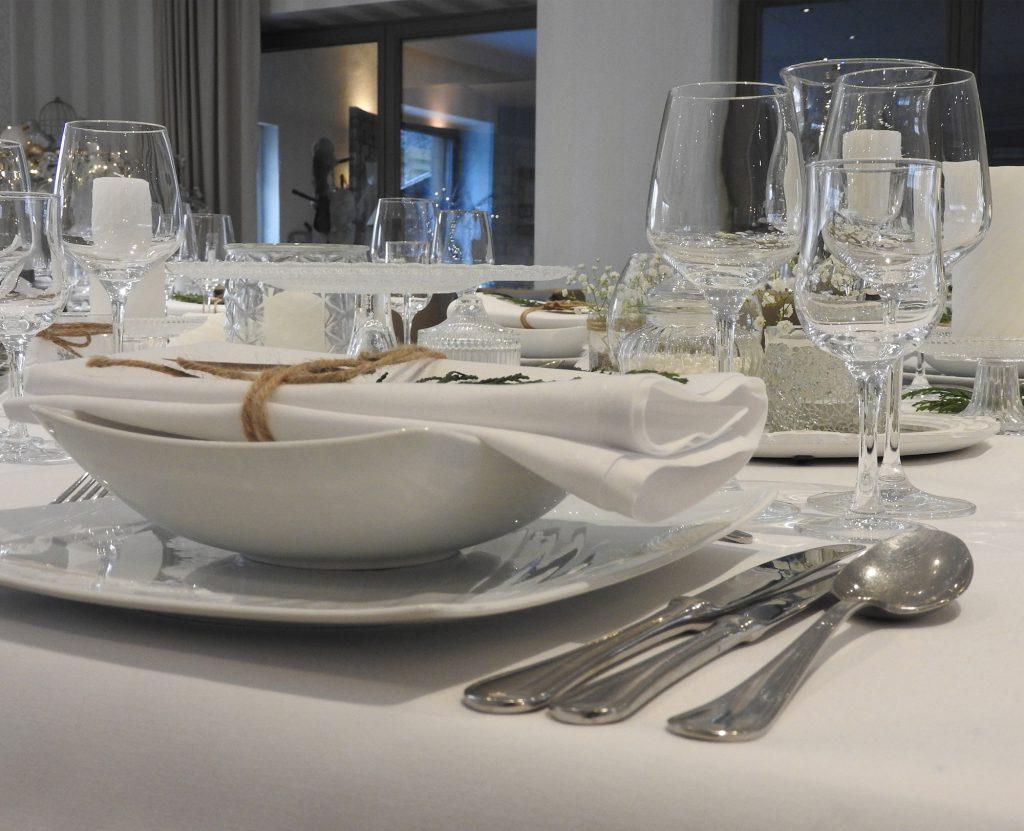 Réceptions - Restaurant traiteur à Bastogne